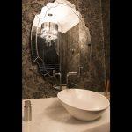 Detalhe Espelho Lavabo